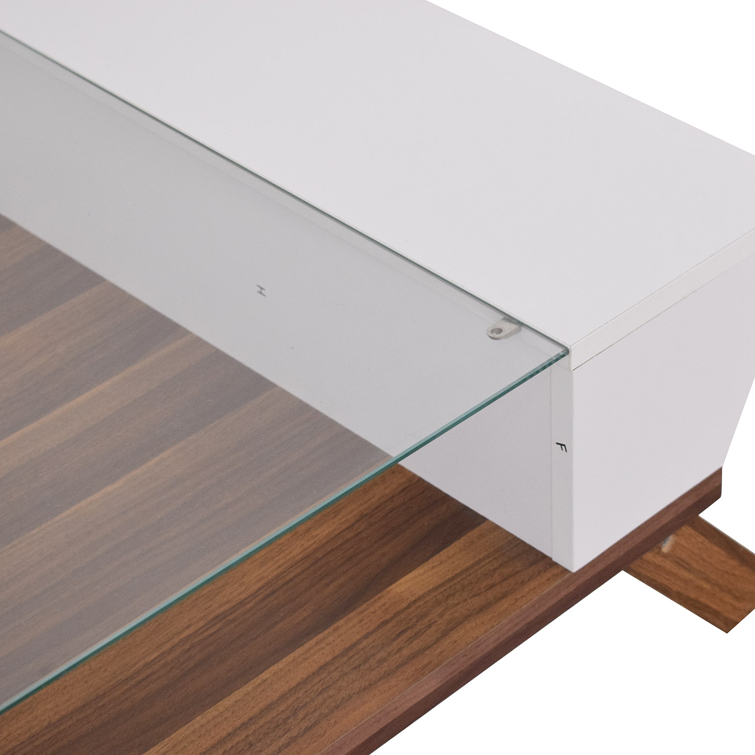 AllModern AllModern Soto Coffee Table with Storage Tables