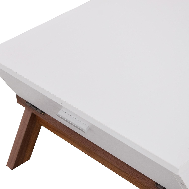 AllModern AllModern Soto Coffee Table with Storage pa