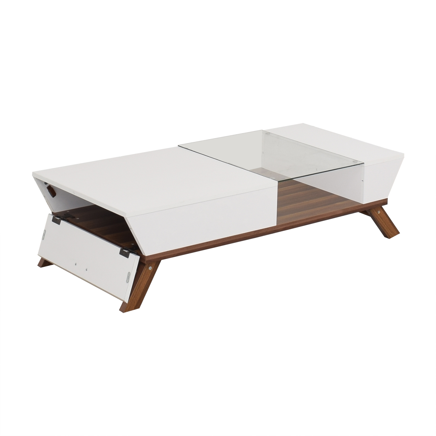 AllModern Soto Coffee Table with Storage / Coffee Tables
