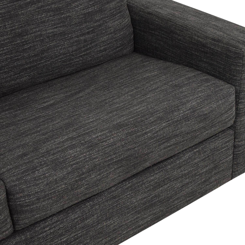 shop West Elm West Elm Urban Queen Sleeper Sofa online