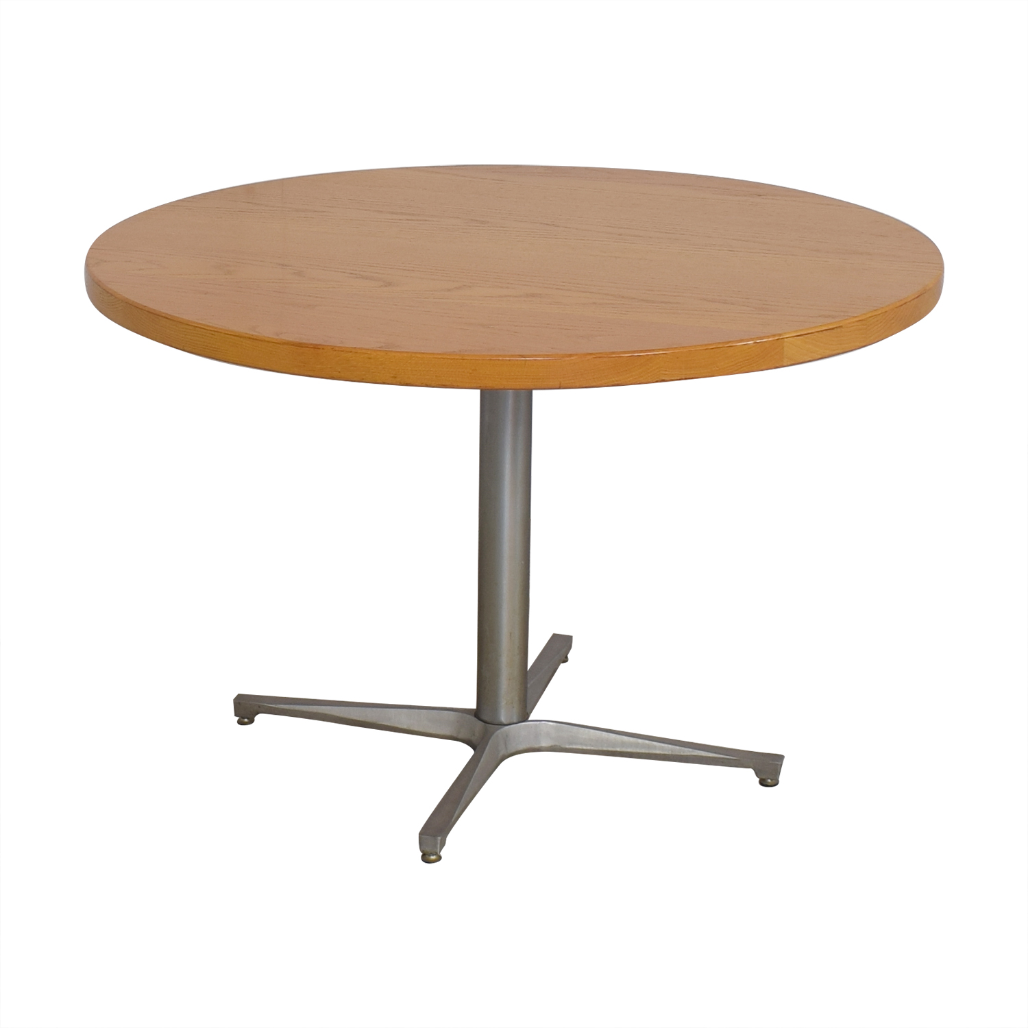 Mid Century Style Round Dining Table pa
