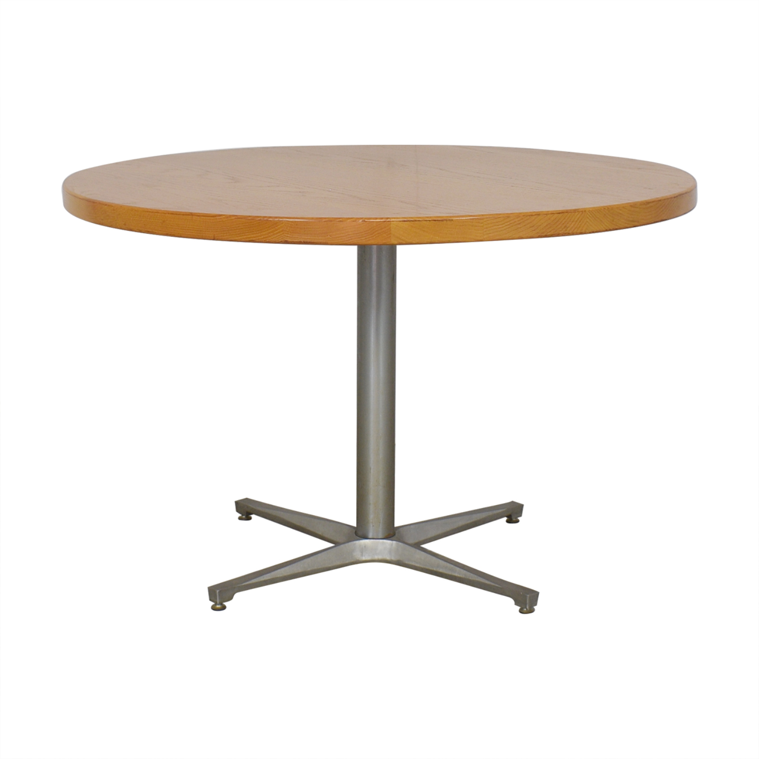 buy  Mid Century Style Round Dining Table online