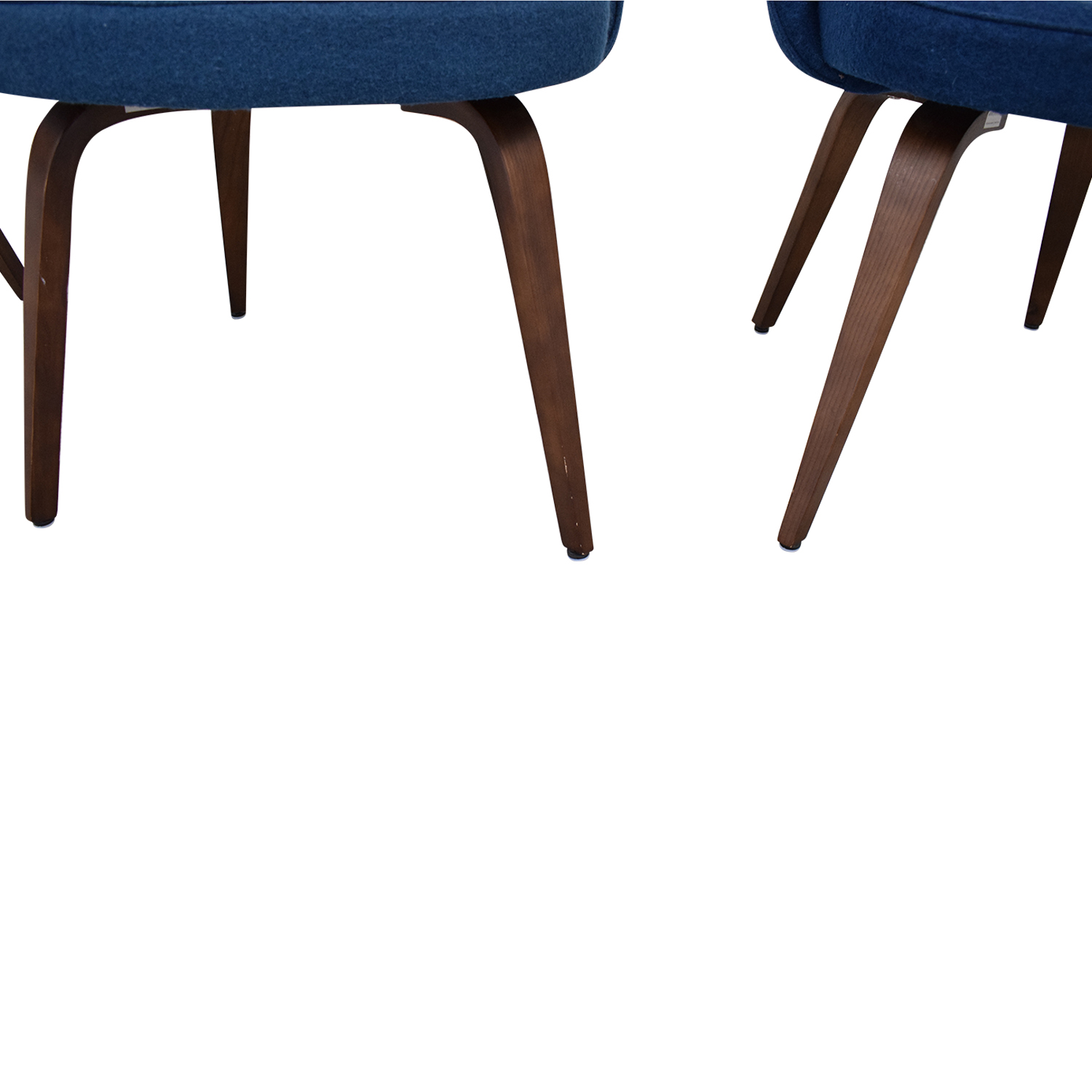 Rove Concepts Rove Concepts Executive Side Chairs blue & brown