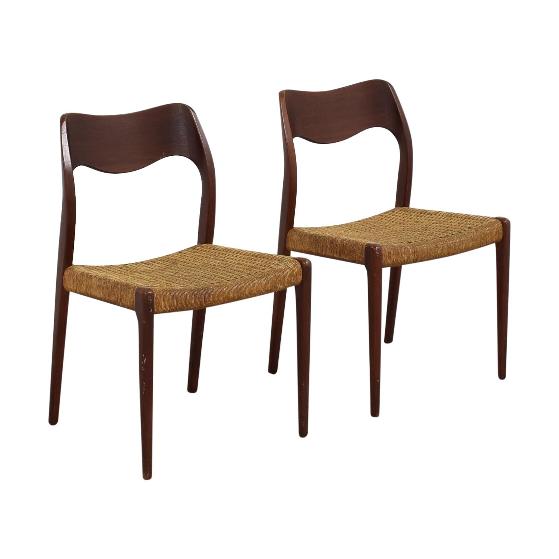 buy Vamouse Designer Antique Chairs