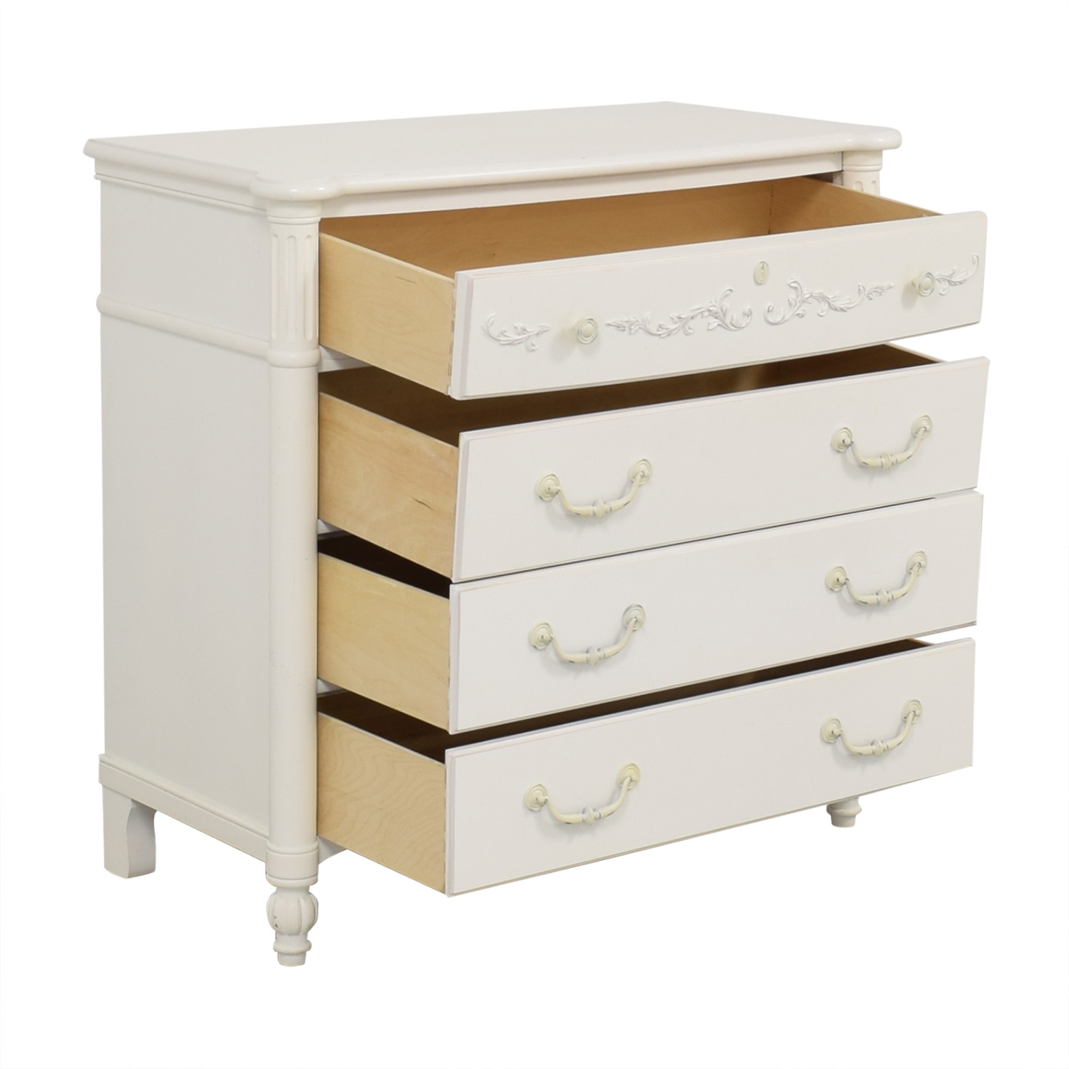 buy Stanley Furniture Isabella Four Drawer Dressing Chest Stanley Furniture Dressers