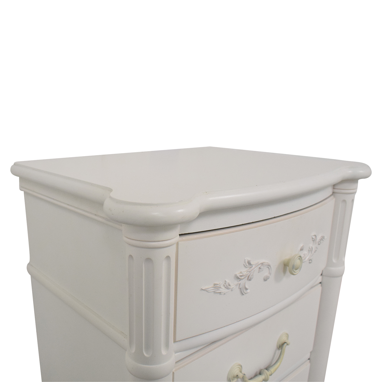 buy Stanley Young America Isabella Three Drawer Nightstand Stanley Furniture End Tables