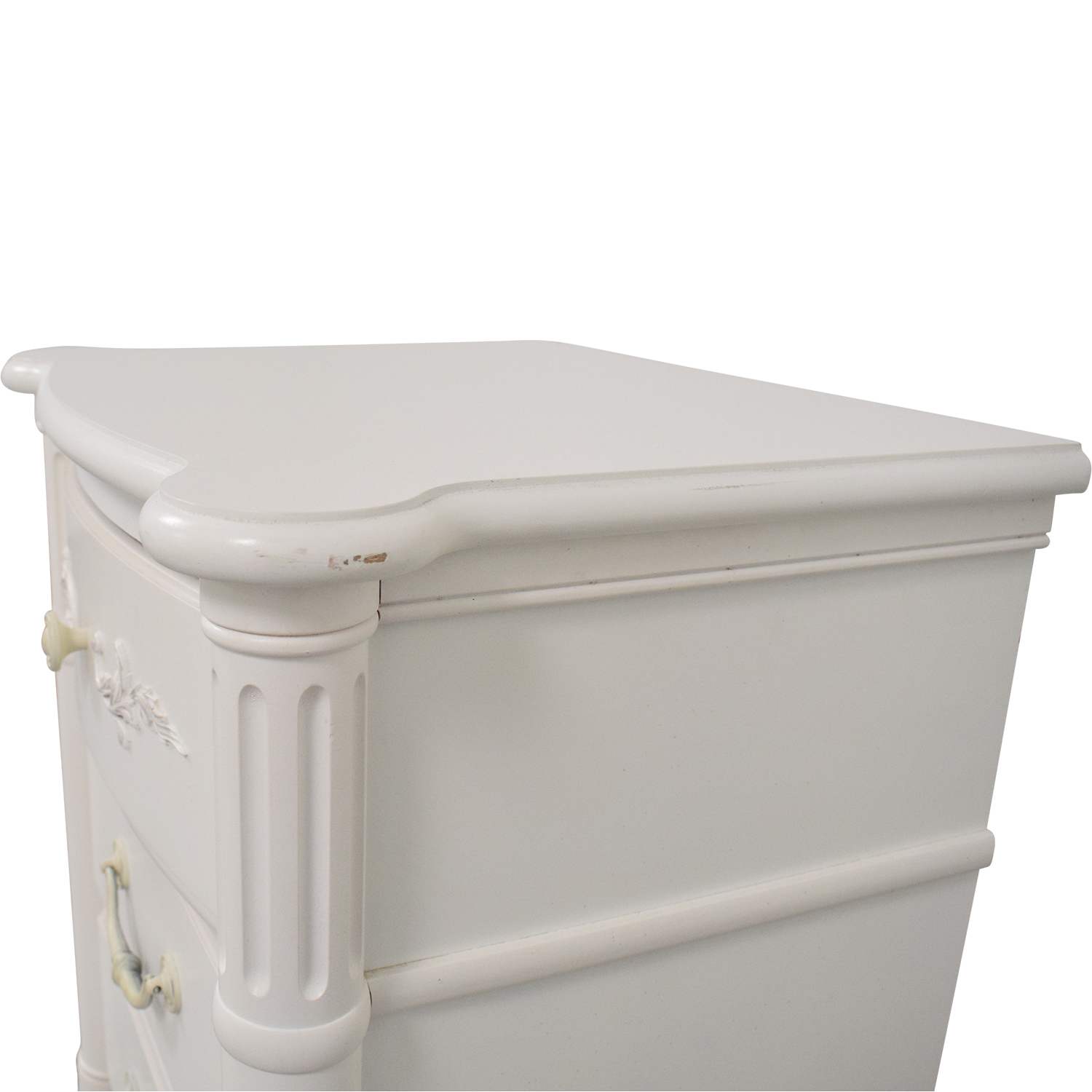 shop Stanley Young America Isabella Three Drawer Nightstand Stanley Furniture Tables