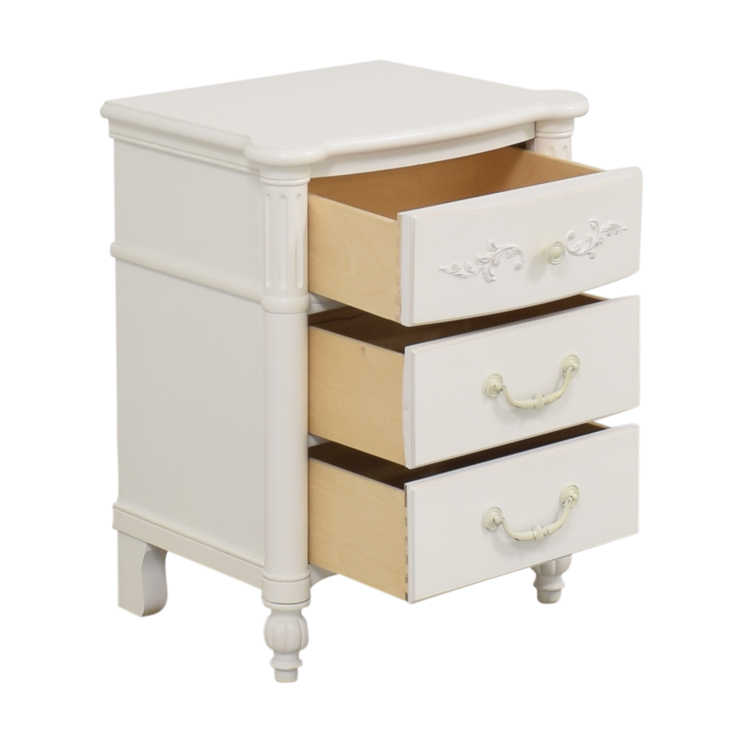 Stanley Furniture Stanley Young America Isabella Three Drawer Nightstand price