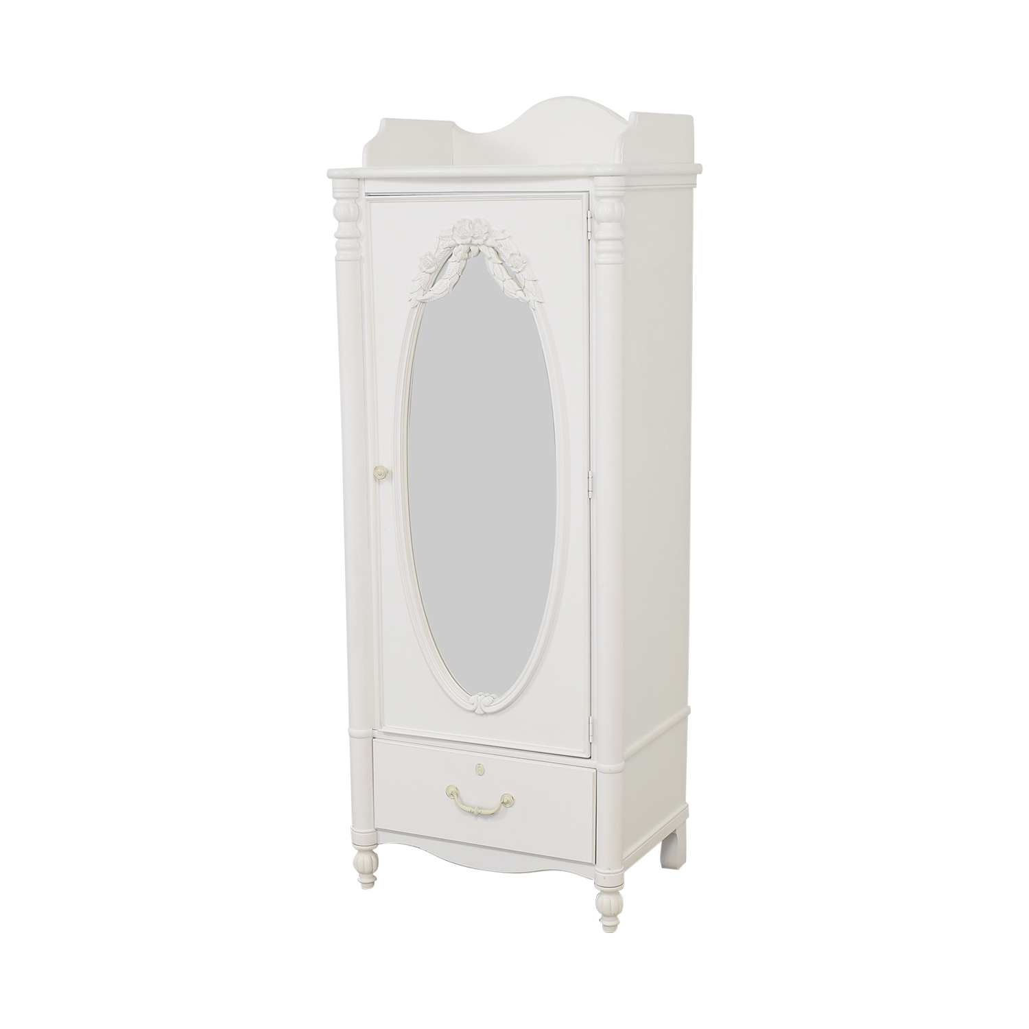 Stanley Furniture Stanley Furniture Cameo Armoire white
