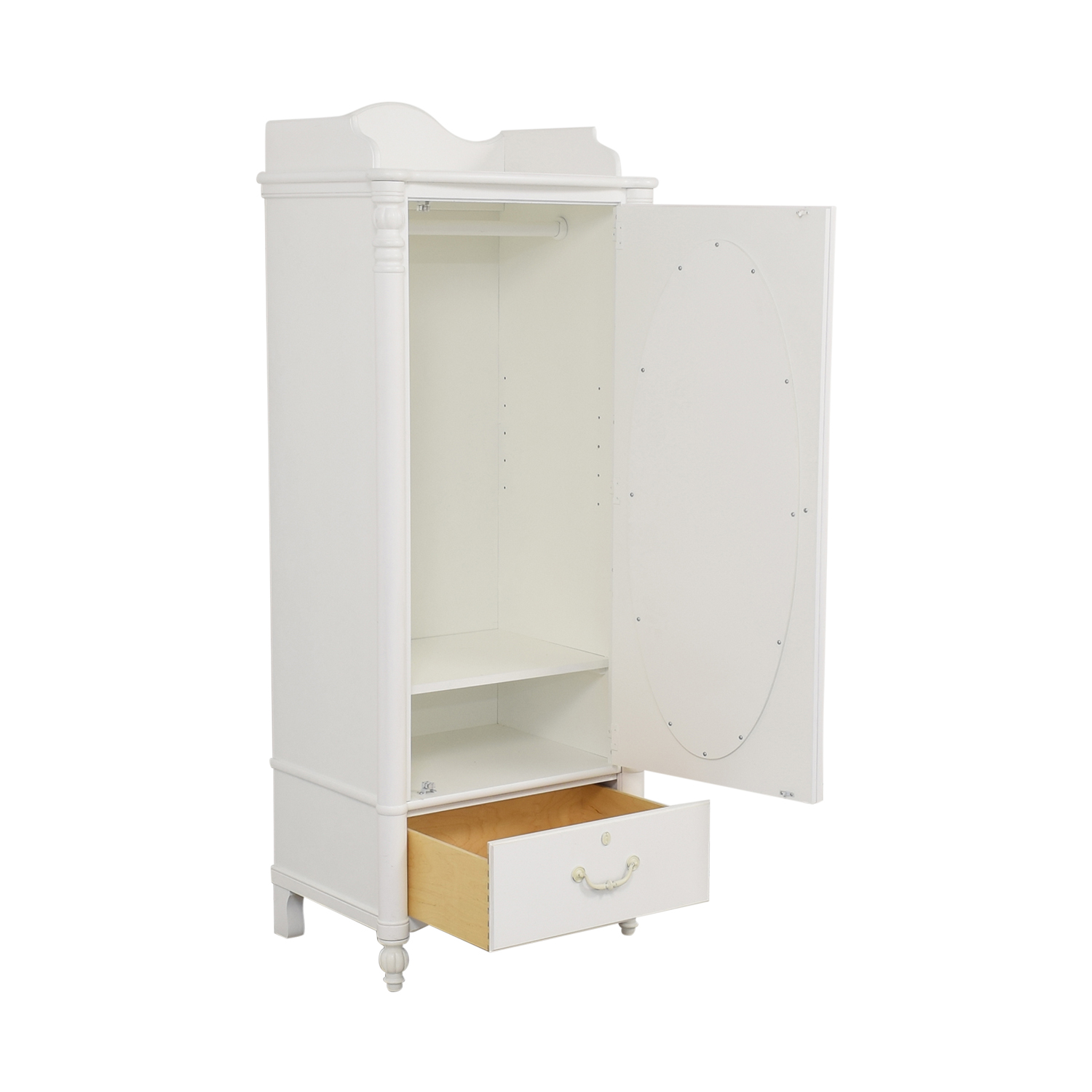Stanley Furniture Stanley Furniture Cameo Armoire Wardrobes & Armoires