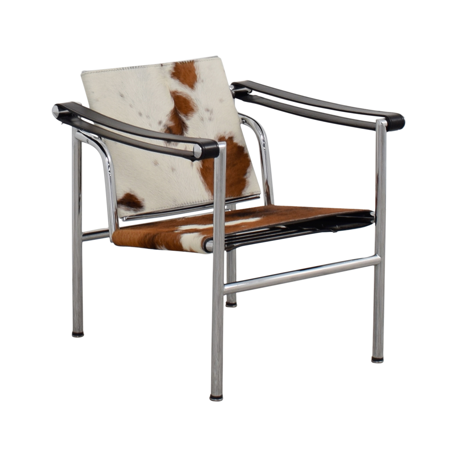 shop le corbusier lc1 basculant sling chair