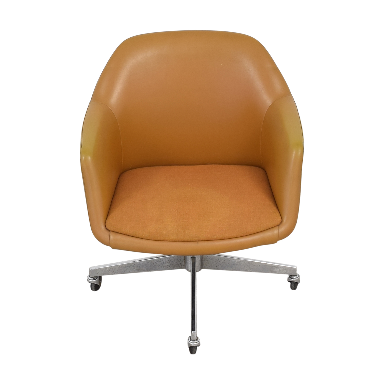 Steelcase Mid Century Office Chair sale