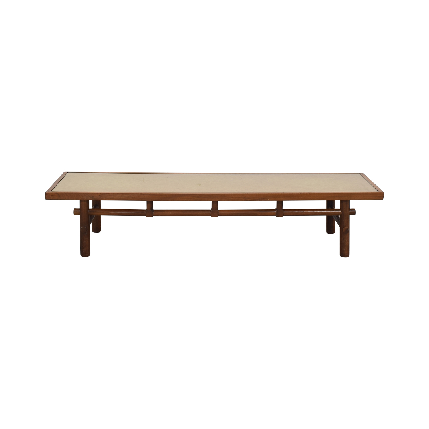 Mid Century Modern Coffee Table second hand