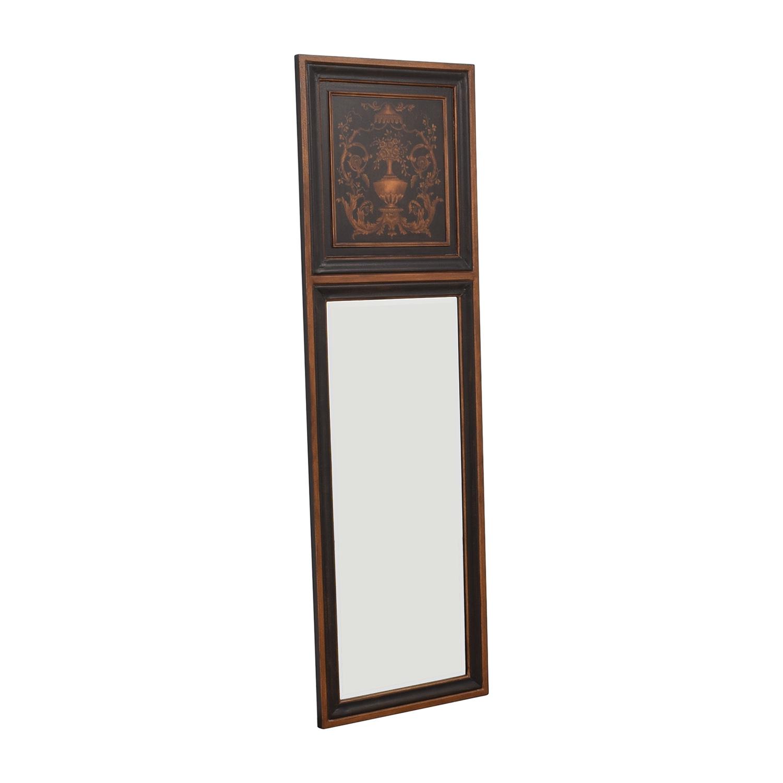 shop Ethan Allen Ethan Allen Mirror with Top Design online