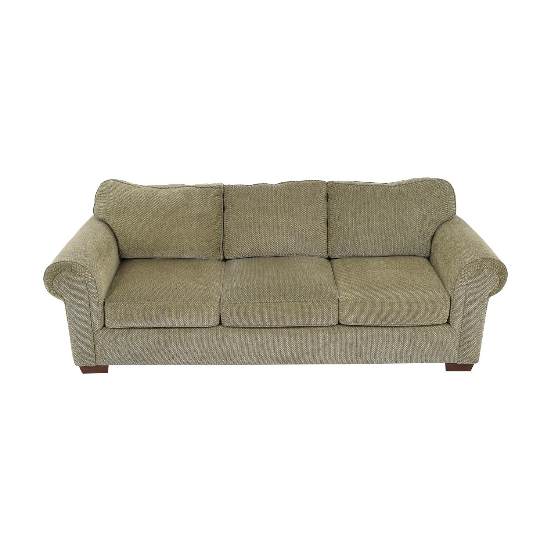 Bauhaus Three Seat Rolled Arm Sofa Bauhaus Furniture