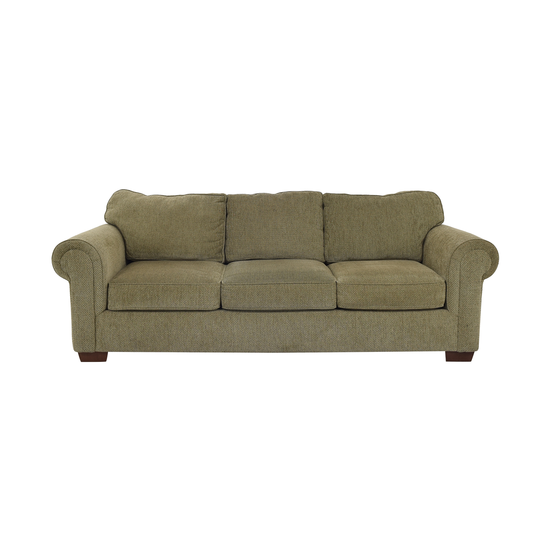 shop Bauhaus Three Seat Rolled Arm Sofa Bauhaus Furniture Classic Sofas