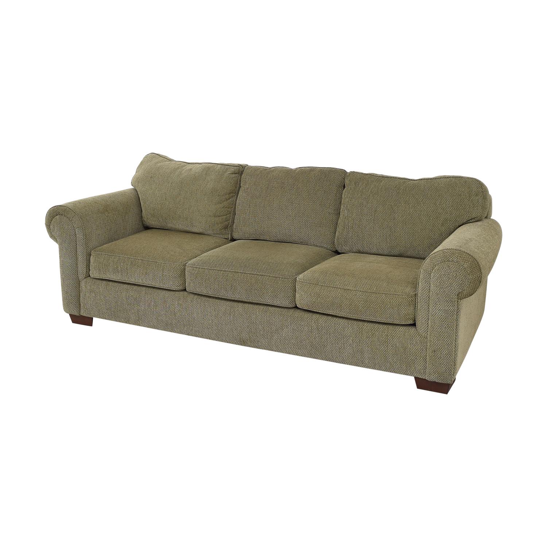 shop Bauhaus Three Seat Rolled Arm Sofa Bauhaus Furniture