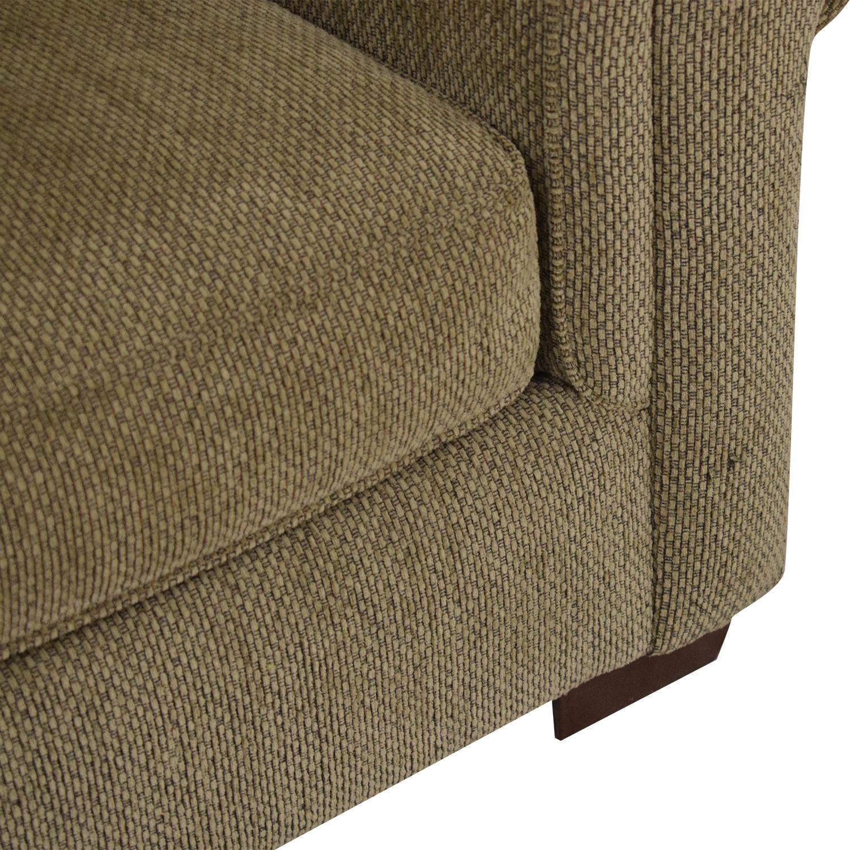 Bauhaus Furniture Bauhaus Three Seat Rolled Arm Sofa ct