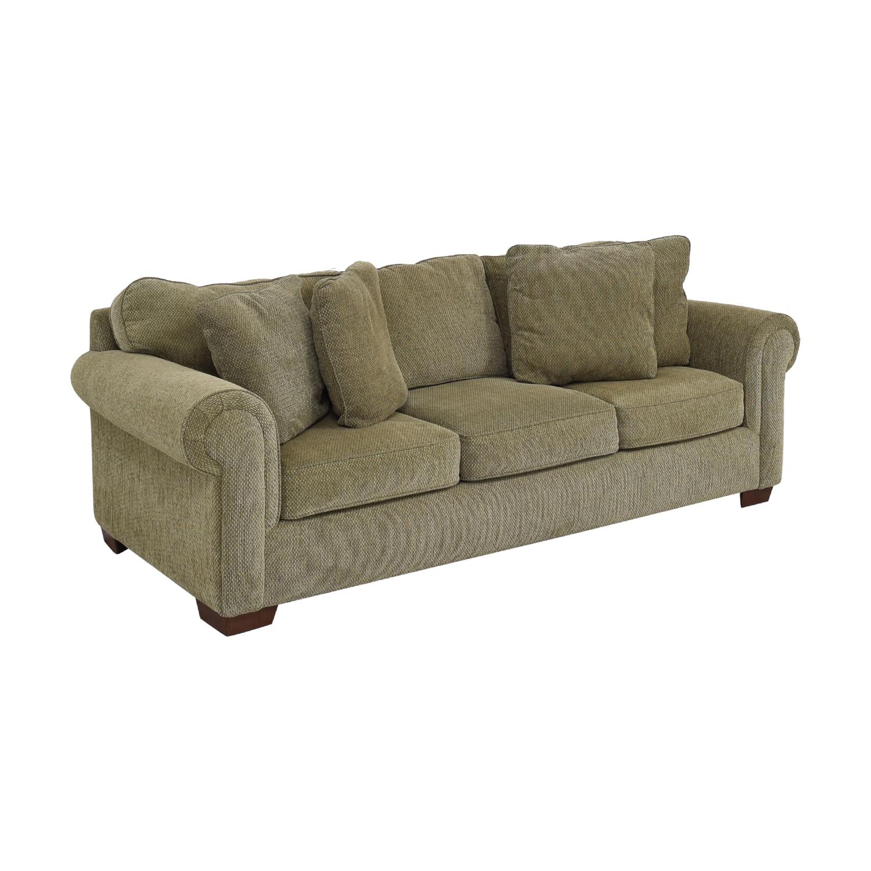 Bauhaus Furniture Bauhaus Three Seat Rolled Arm Sofa ma
