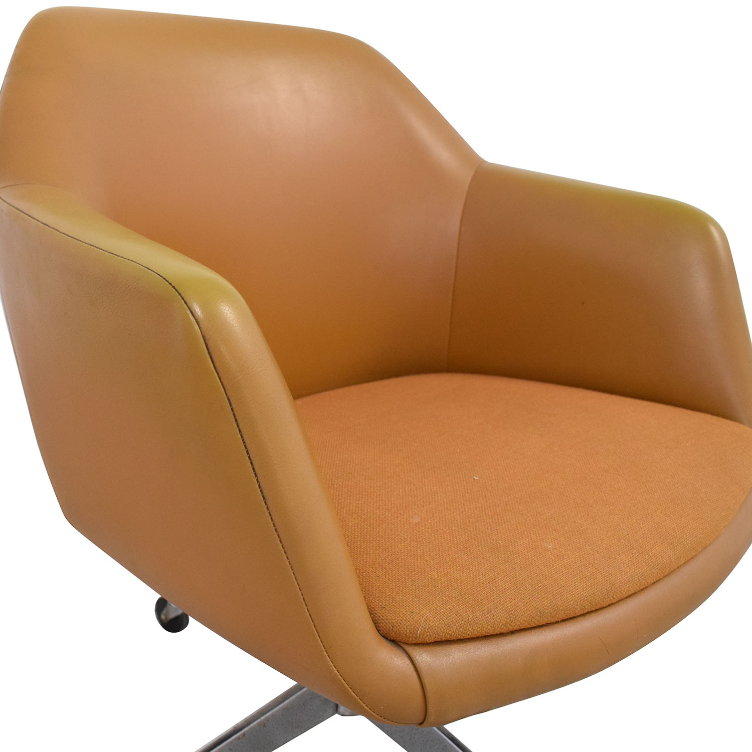 Steelcase Steelcase Mid Century Office Chair pa