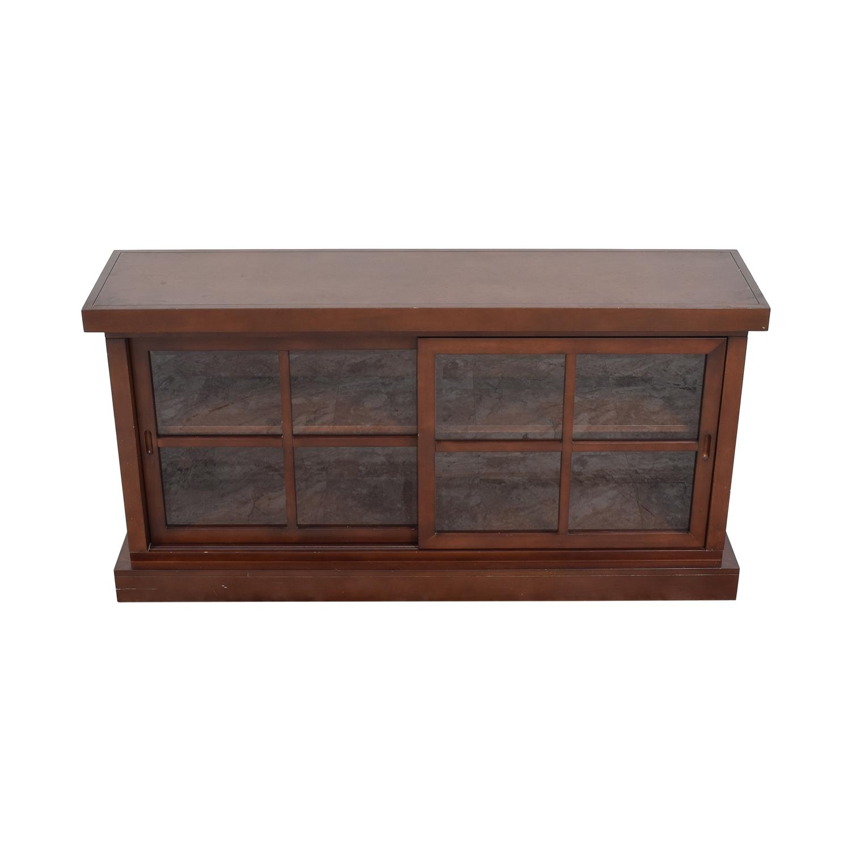Crate & Barrel Crate & Barrel Sideboard on sale
