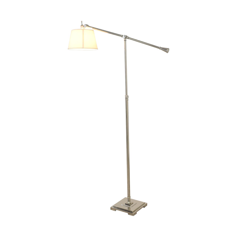 Crate & Barrel Crate & Barrel Adjustable Floor Lamp for sale