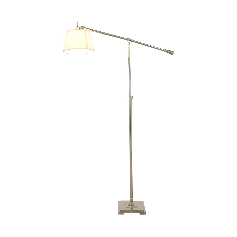 buy Crate & Barrel Crate & Barrel Adjustable Floor Lamp online