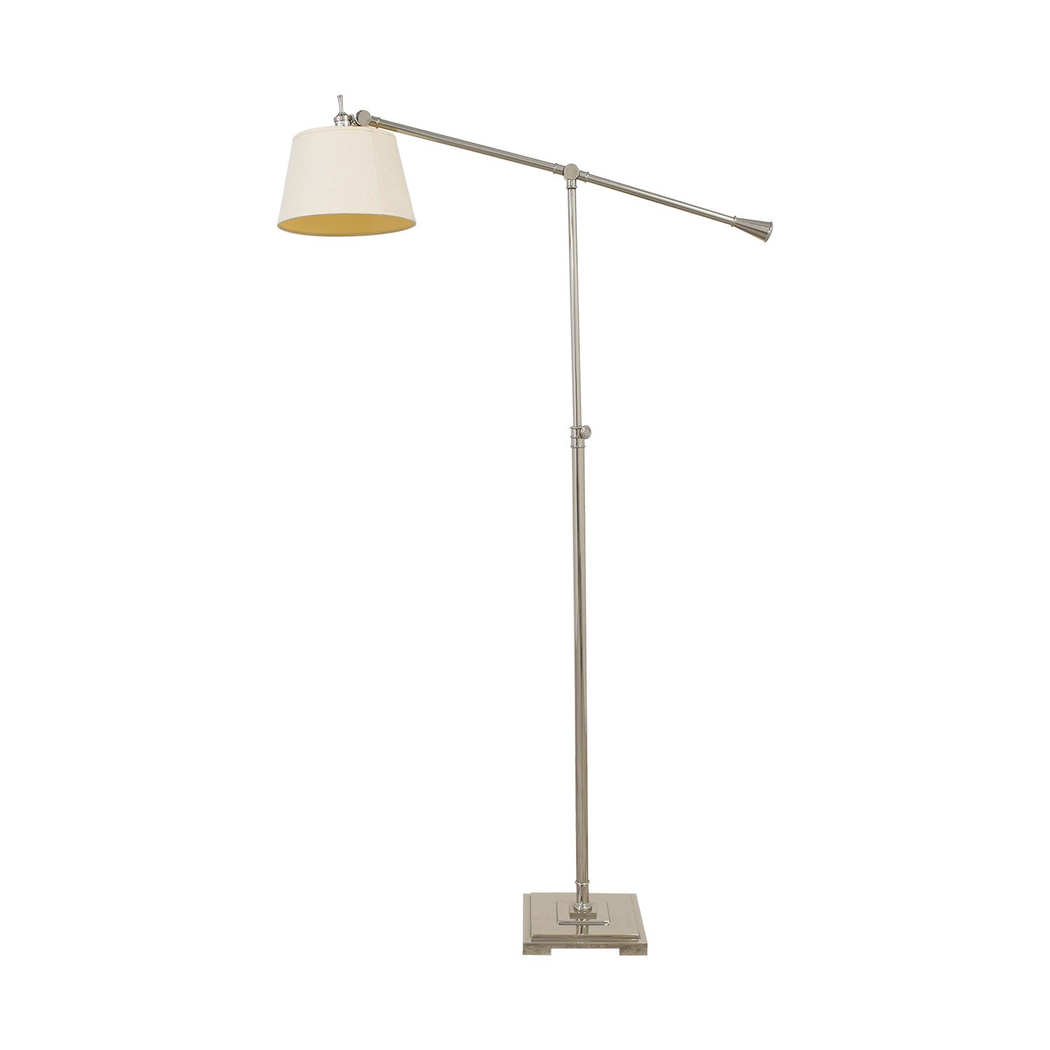Crate & Barrel Crate & Barrel Adjustable Floor Lamp nj