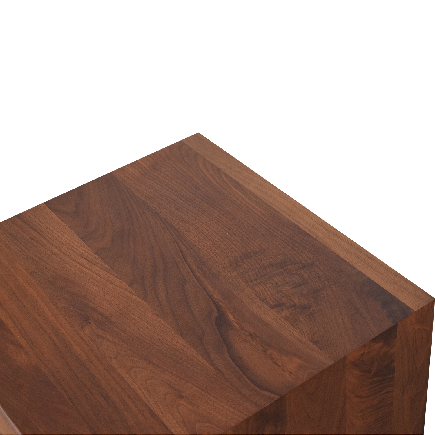 Design Within Reach Design Within Reach by Copeland American Modern Side Table brown