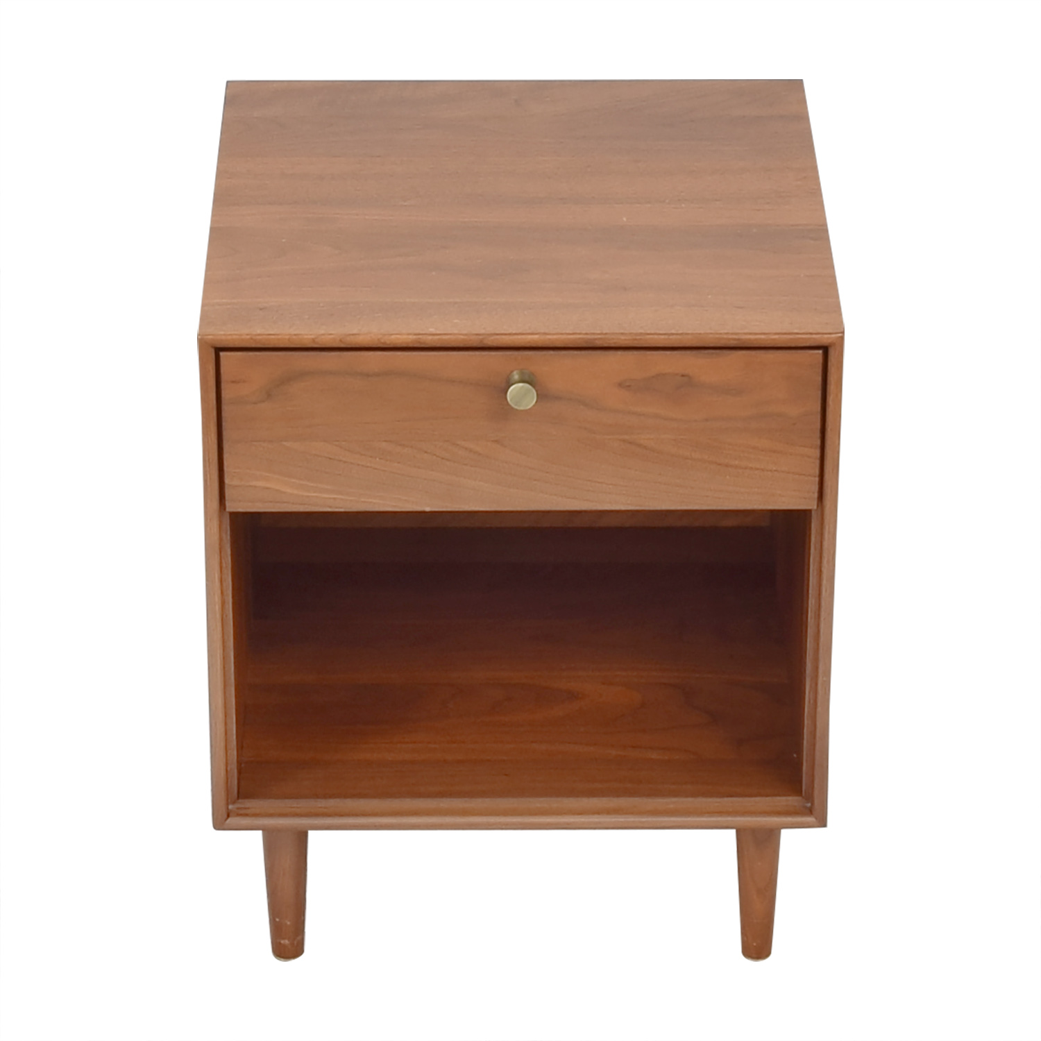 buy Design Within Reach by Copeland American Modern Side Table Design Within Reach