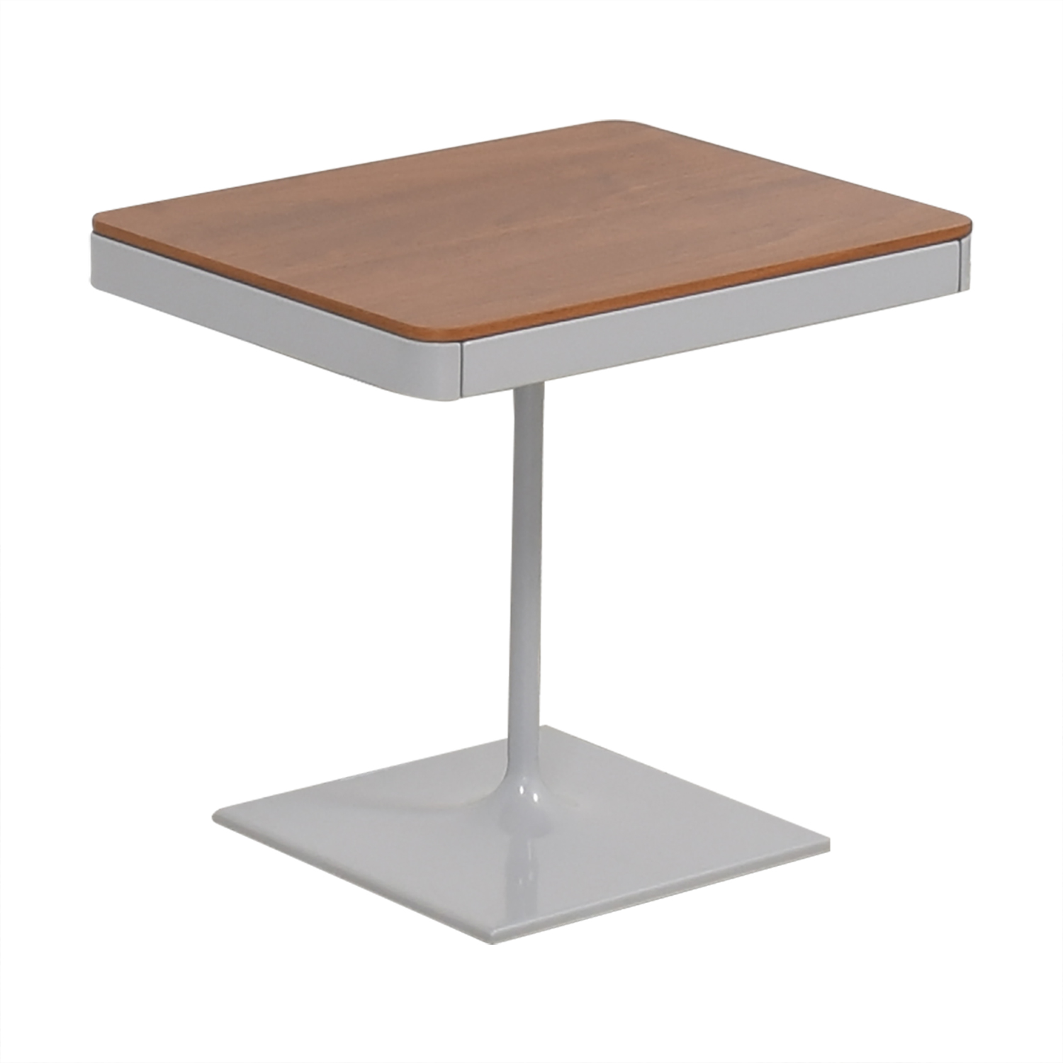 Design Within Reach Design Within Reach Min Bedside Table with Pedestal Base dimensions