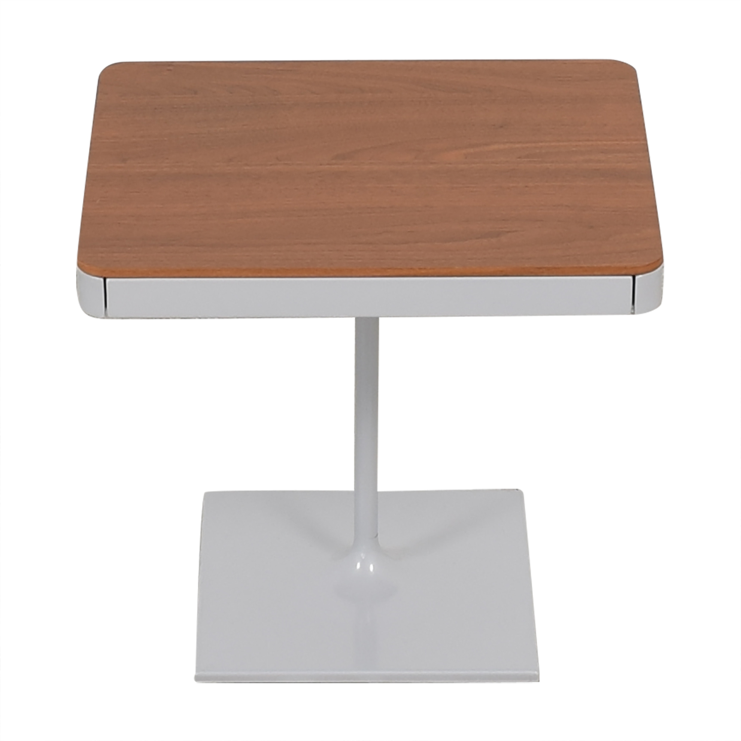 Design Within Reach Min Bedside Table with Pedestal Base sale