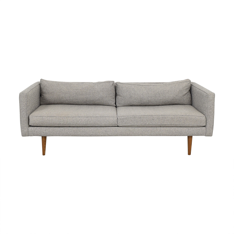 West Elm West Elm Monroe Mid-Century Sofa price
