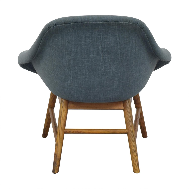 West Elm West Elm Mylo Chair pa