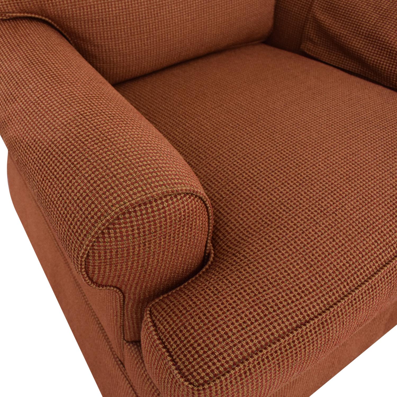 Ethan Allen Ethan Allen Devonshire Swivel Chair ct