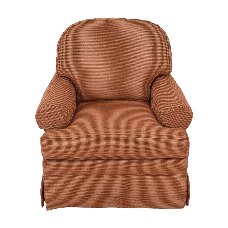 Ethan Allen Ethan Allen Devonshire Swivel Chair pa