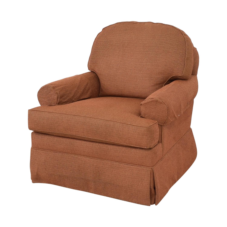 Ethan Allen Ethan Allen Devonshire Swivel Chair on sale
