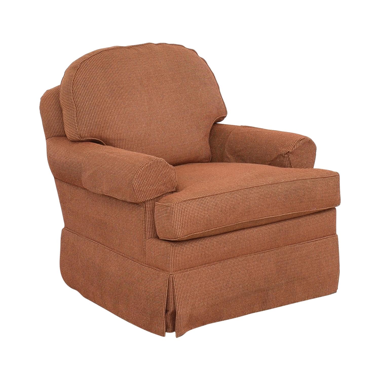 Ethan Allen Devonshire Swivel Chair / Accent Chairs