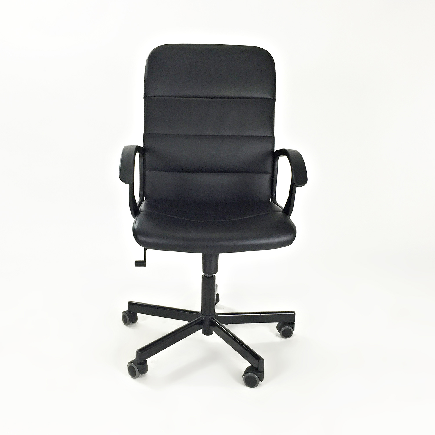 IKEA Black Office Chair / Chairs