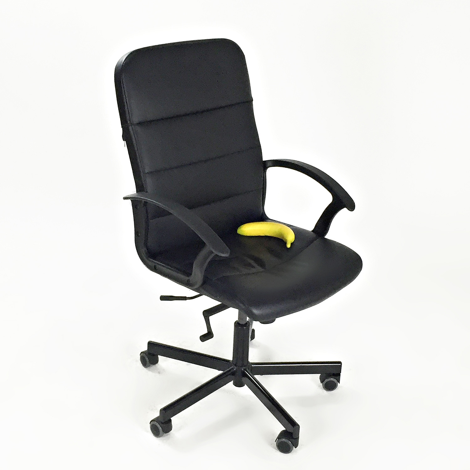 58 off ikea black office chair chairs. Black Bedroom Furniture Sets. Home Design Ideas