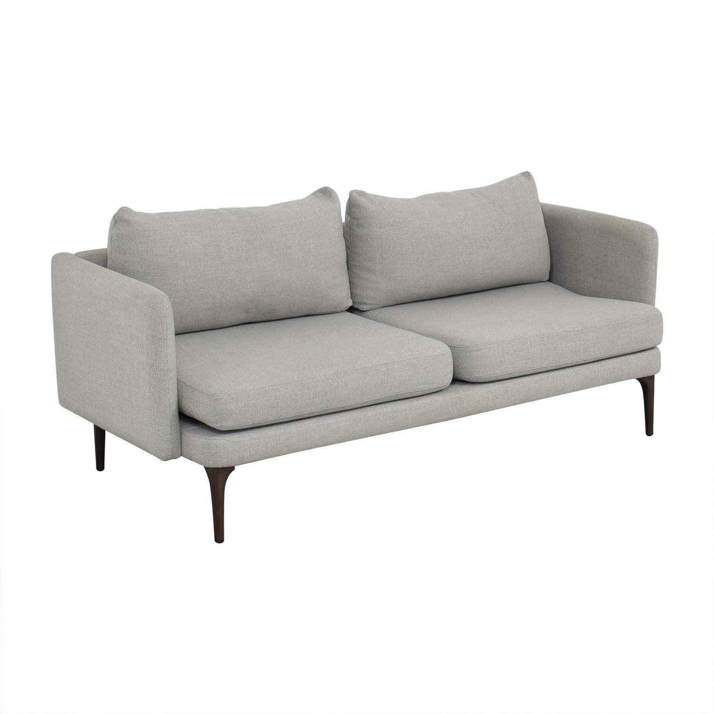 West Elm Auburn Sofa / Classic Sofas