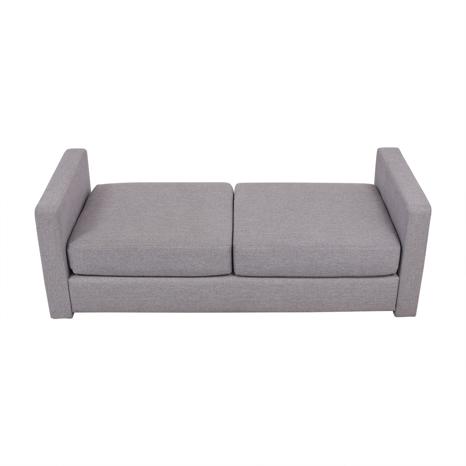 Breda Modern Backless Daybed Sofa second hand