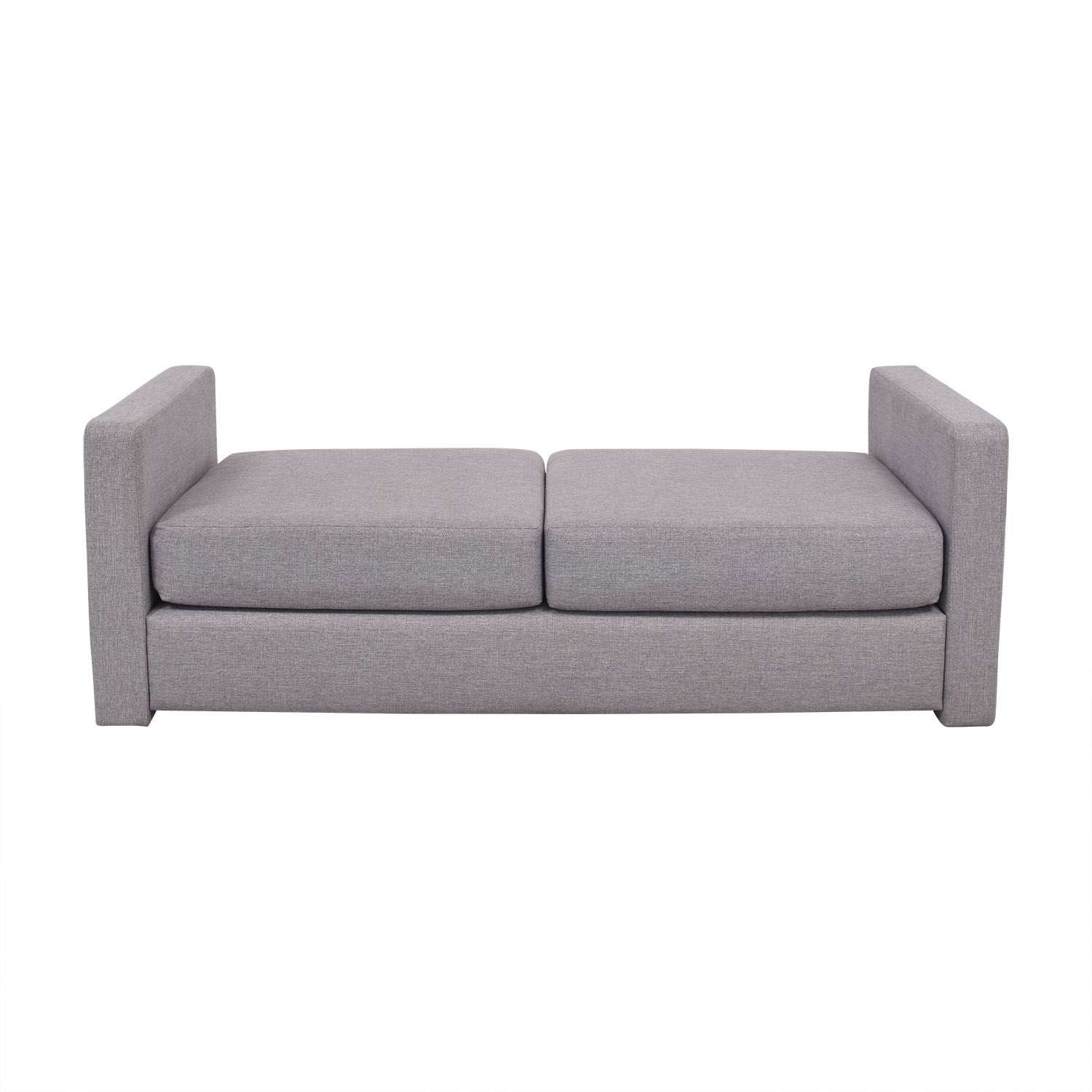 Breda Modern Backless Daybed Sofa nj