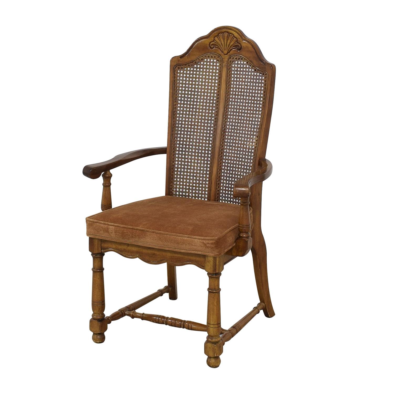 shop Huffman Koos Cushioned Dining Chairs Huffman Koos