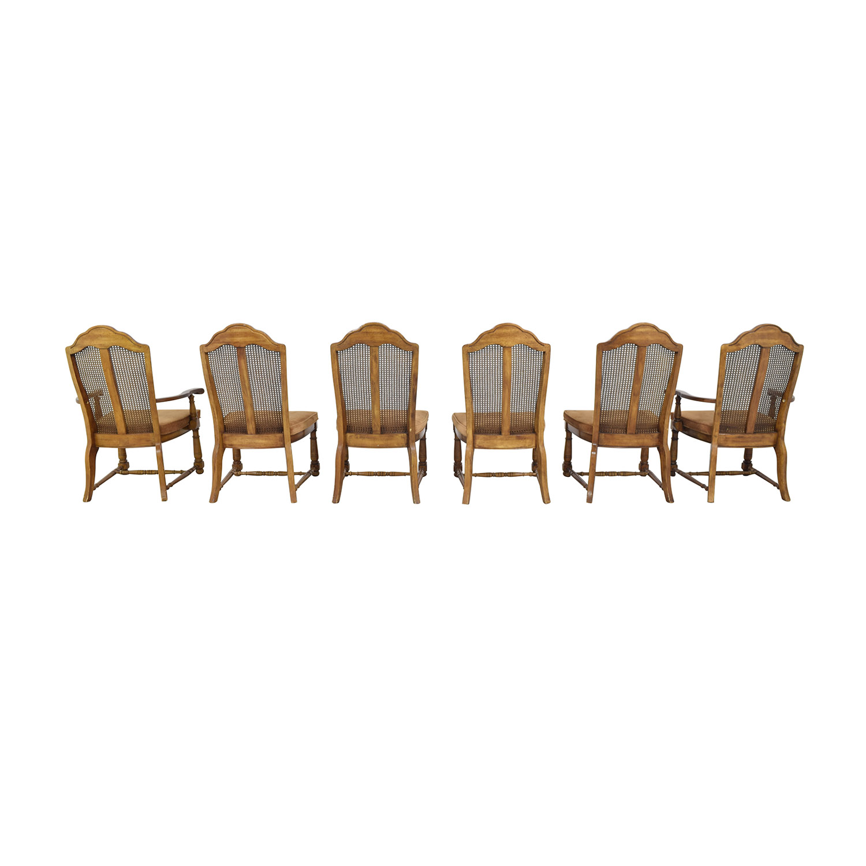 Huffman Koos Huffman Koos Cushioned Dining Chairs