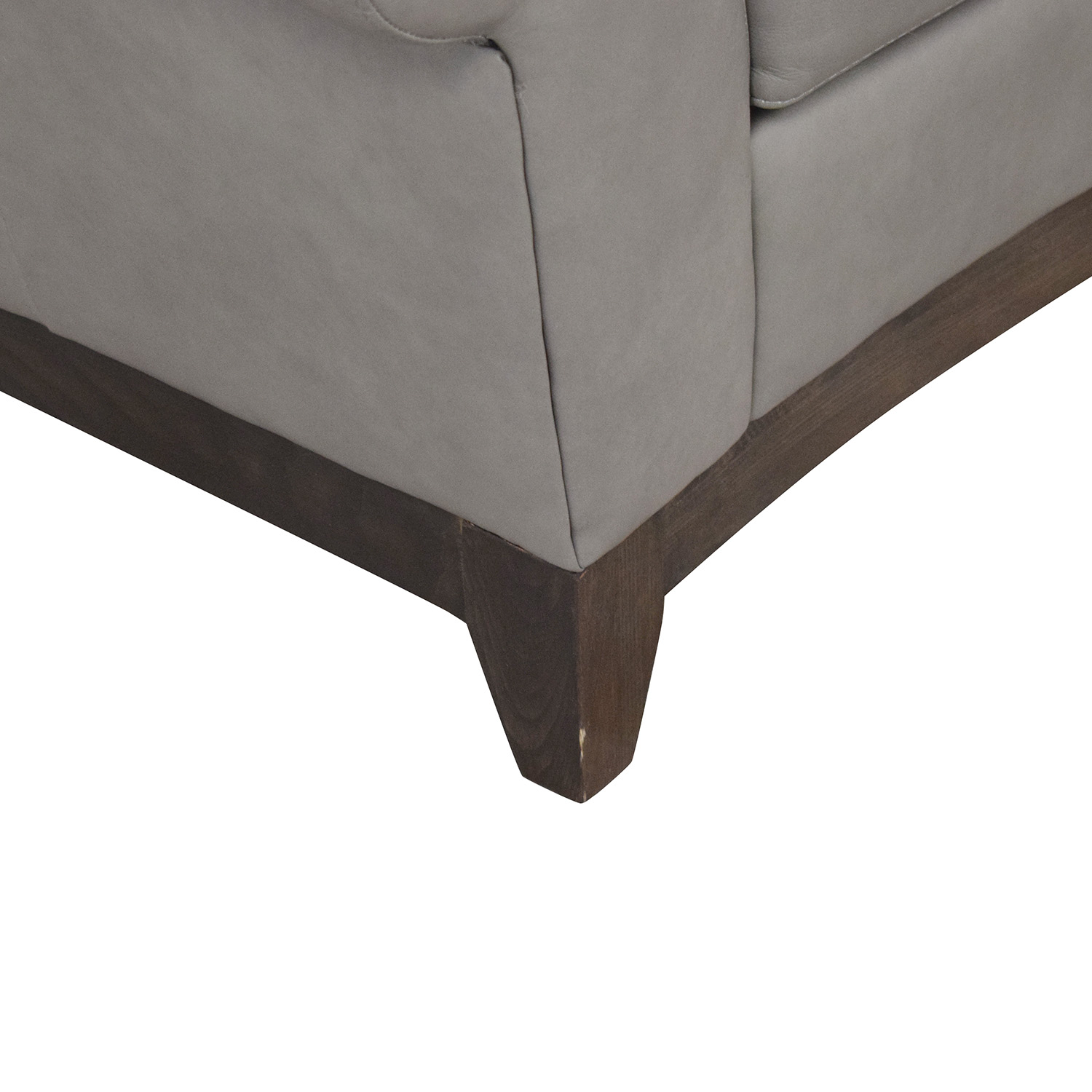 buy Elite Leather Company Elite Leather Company Curved Sofa online