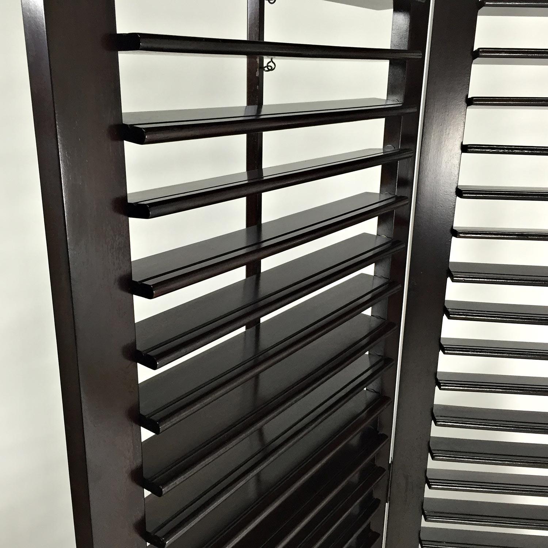 3 Panel Wood Divider Custom