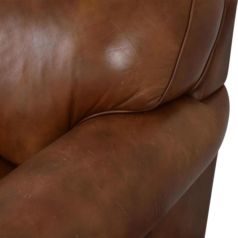 La-Z-Boy La-Z-Boy Stationary Sectional Rolled Arm Sofa discount