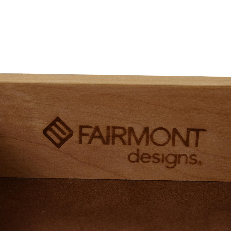shop Bassett Four Drawer Credenza Bassett Furniture Cabinets & Sideboards
