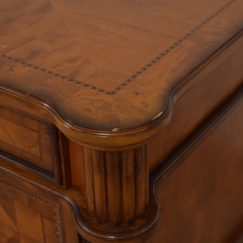 buy Bassett Four Drawer Credenza Bassett Furniture